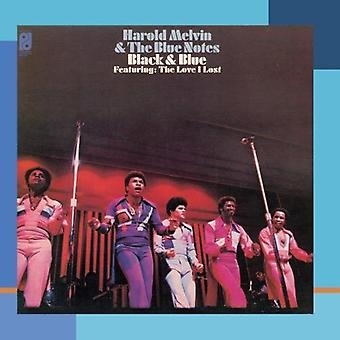 Harold Melvin & Blue Notes - sort & blå [CD] USA importerer