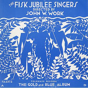 Fisk Jubileusz śpiewaków - import USA Fisk Jubileusz śpiewaków [CD]