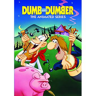Dumma & dummare: Animerade serien [DVD] USA import