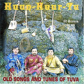 Huun-Huur-Tu - Sixty Horses in My Herd [CD] USA import