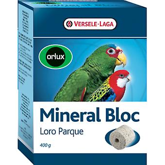 Versele Laga Mineral Bloc Loro Parque - Loro Parque Mineral Block (Birds , Supplements)