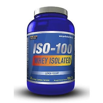 Perfect Nutrition Iso-100 Yoghurt / Lemon (Sport , Proteine e carboidrati)