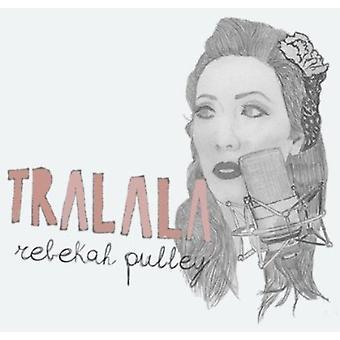 Rebekka wiretrekk - Tralala [DVD] USA importere