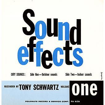 Ljudeffekter: City Sounds - Vol. 1-ljudeffekter: City Sounds [CD] USA import