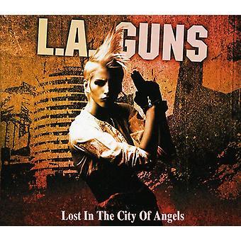 L.a. Guns - tabt i City of Angels [CD] USA importen