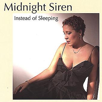 Midnight Siren - Instead of Sleeping [CD] USA import