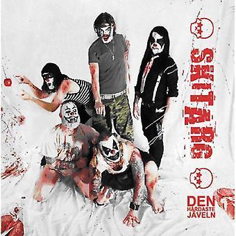 Skitarg - Den Hardaste Javeln [CD] USA importerer