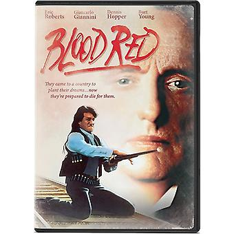 Blood Red [DVD] USA import