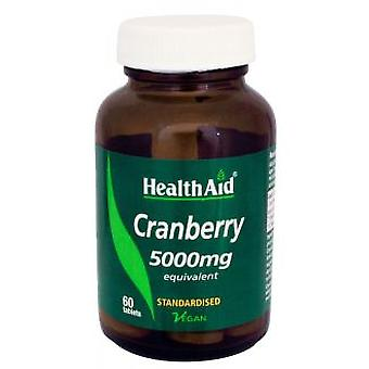 Health Aid Berry Cranberry Ext.estand. 60comp. Health Aid (Diététique)