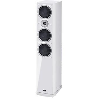 Heco music style 900, Floorstanding speaker, 3 way bass reflex with one-two, color: white, 1 piece new goods