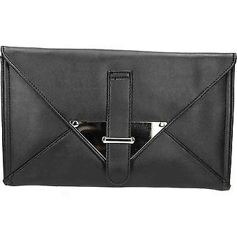 Jwf schwarz Sendungsverfolung Abend Clutch Bag Handtasche