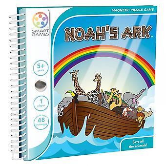 Smart spil Noahs Ark magnetiske rejse spil