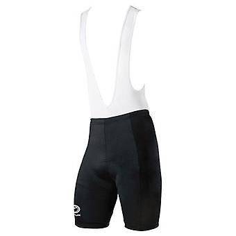 Optimale Cycling Bib Shorts [Schwarz]