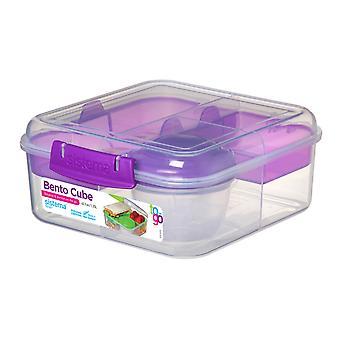 Sistema Bento Cube 1.25L, Purple
