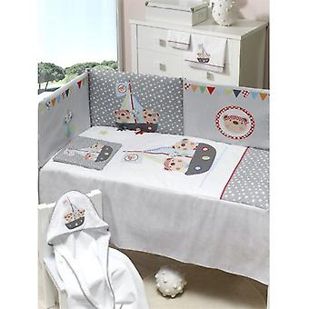 Interbaby Sheets 3 Piece Pirate (Home , Babies and Children , Bedroom , Linens)