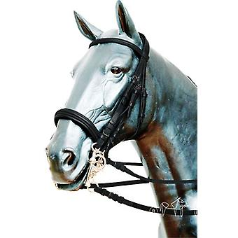 Hermanos Gómez English Bridle fillet Poni (Horses , Pony world , Bridles and reins)