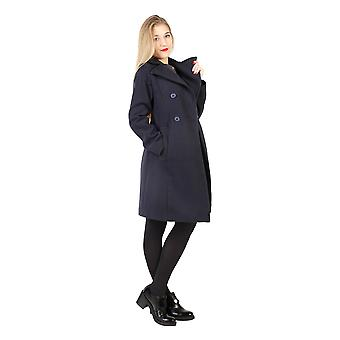 Fontana Coats Women Blue