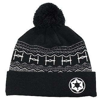Official Star Wars Empire Bobble Hat / Beanie