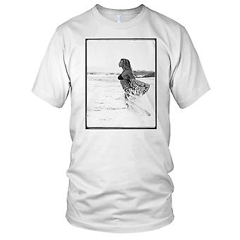 Sexet Surfer Girl - Surfing Surf Beach Kids T Shirt