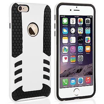 iPhone 6 Plus grænsen Combo sag - hvid