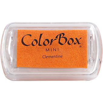 ColorBox Pigment Mini Ink Pad-Clementine 74-207