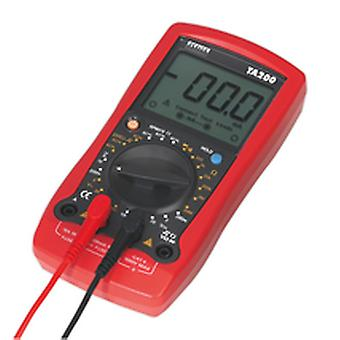 Sealey TA200 Digital Diagnostic Automotive/Car/Vehicle LCD Analyser 8 Function