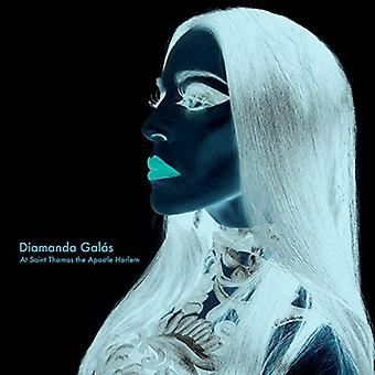 Galas*Diamanda - At Saint Thomas the Apostle Harlem [Vinyl] USA import