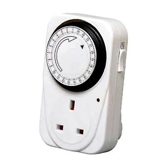 Solon 24 Hour Segment Timer. Automatically Switches Appliances On