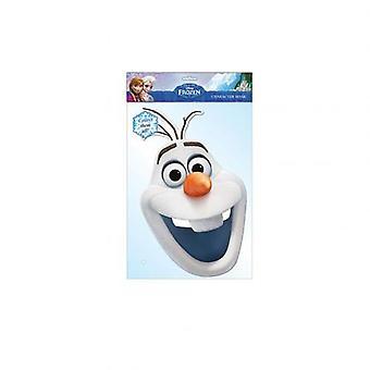 Frozen Mask Olaf