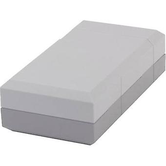 Desktop case 150 x 82 x 30 Polystyrene (EPS) Light grey (RAL 7035)