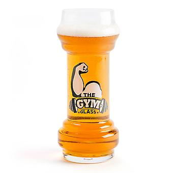 Healthy Workout Beer Glass