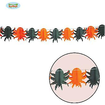 Guirca Fantasy Wreath 18 X 300 Cm Halloween (Babies and Children , Costumes)