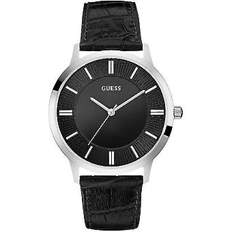 Guess mens watch escrow W0664G1