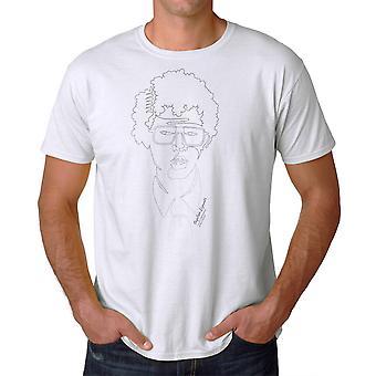 Napoleon Dynamite Nalpoleon One Liner Men's White Funny T-shirt
