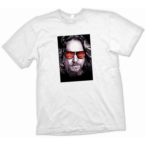 Womens T-shirt - Brücken - Big Lebowski - Brille