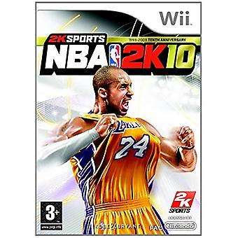 NBA 2K 10 (Wii)