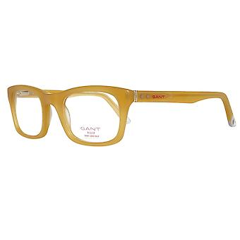 Gant glasses men's honey
