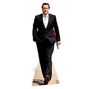 David Cameron (konservative) pap påklædningsdukke