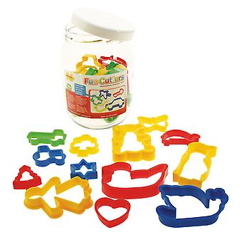 Bigjigs Toys Jar 24 Pastry Cutter