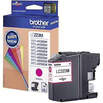 Brother encre LC - 223M originale Magenta LC223M