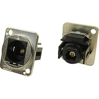 XLR adapter Toslink adapter, inbyggd CP30217M Cliff innehåll: 1 st (s)