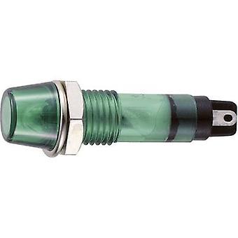Standard indicator light with bulb Green B-403 24V GREEN Sedeco 1 pc(s)