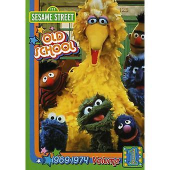 Sesame Street - Sesame Street: Vol. 1-Old School [DVD] USA import