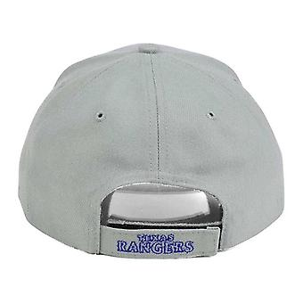 Texas Rangers MLB 47 Brand Gray Pop Adjustable Hat