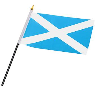 TRIXES St. Andrews Cross Scottish Waving Flag
