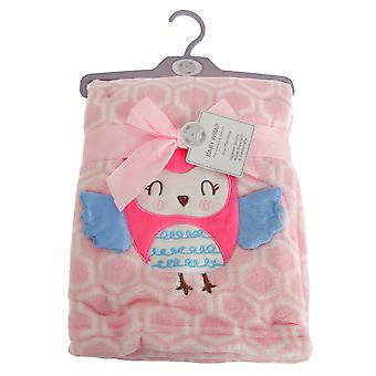 Putte Baby ugle Baby Wrap