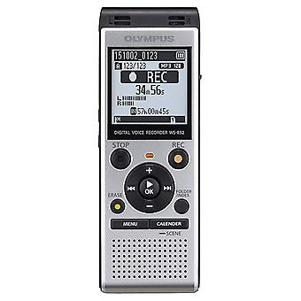 Olympus WS-852 Digital Voice Recorder 4GB with Built-in USB plus Micro SD Slot