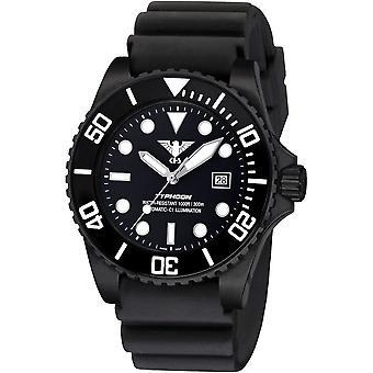 KHS mäns Watch KHS. Och TYBSA. DB automatisk, Diver ' s Watch