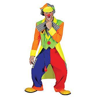 Clown Frack und Hose (Medium).