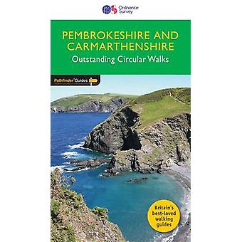 Pembrokeshire & Carmarthenshire - 2017 by Tom Hutton - 9780319090374 B